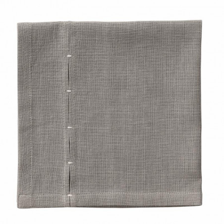 Lene Bjerre Pernilia Napkin Flint Grey Set Of 4