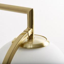 Lene Bjerre Hokona Wall Lamp 15 X 23cm Light Gold