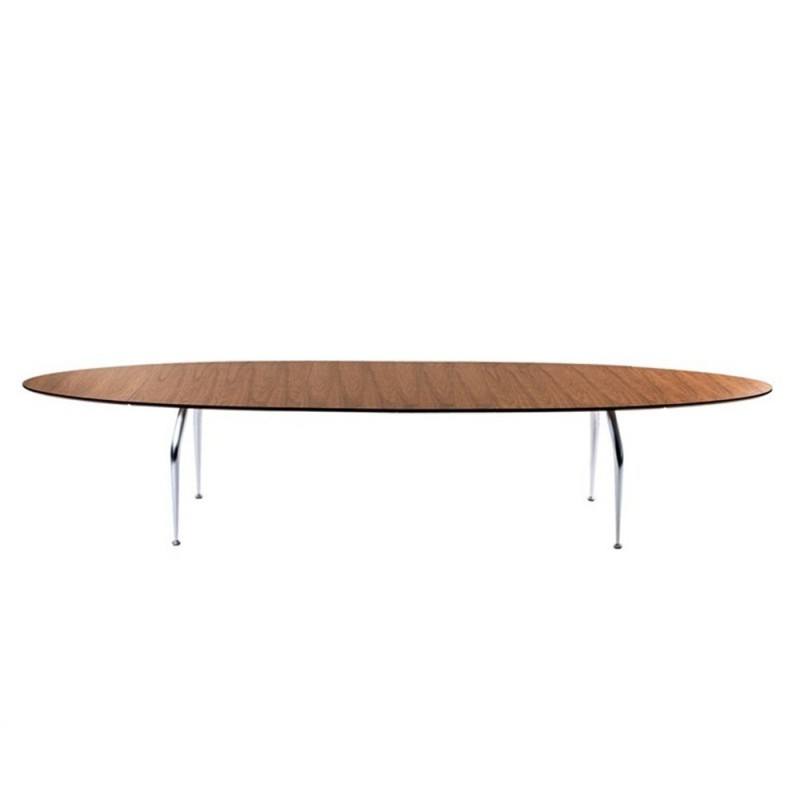 Dan-Form Unique Extendable Dining Table