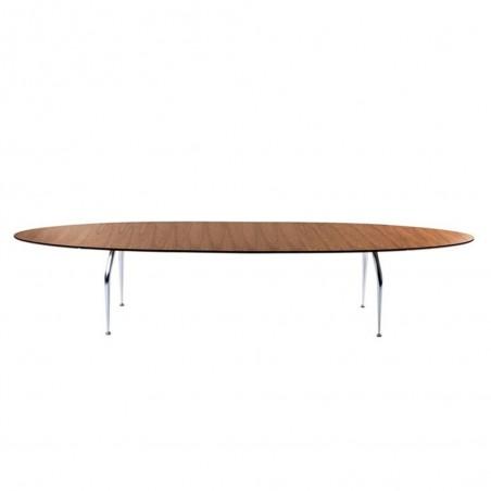 Dan-Form Unique Extendable Dining Table