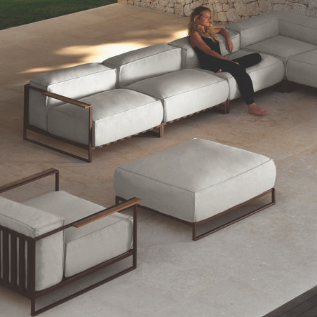 Talenti Casilda Outdoor Ottoman