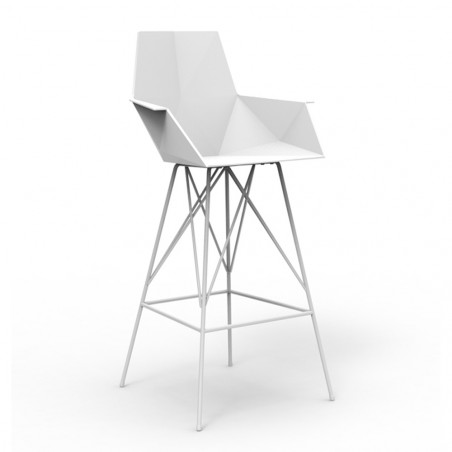 Vondom Faz Bar Stool with Arms 5 colours