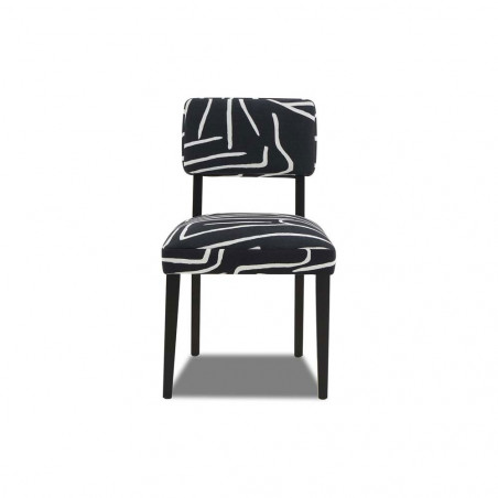 Liang & Eimil Alfama Dining Chair - Tribe Black & White