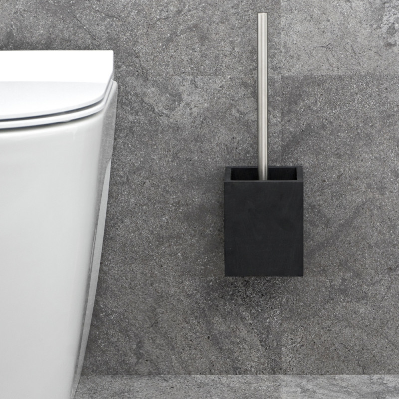 Wireworks Toilet Brush Cosmos | Dark Oak