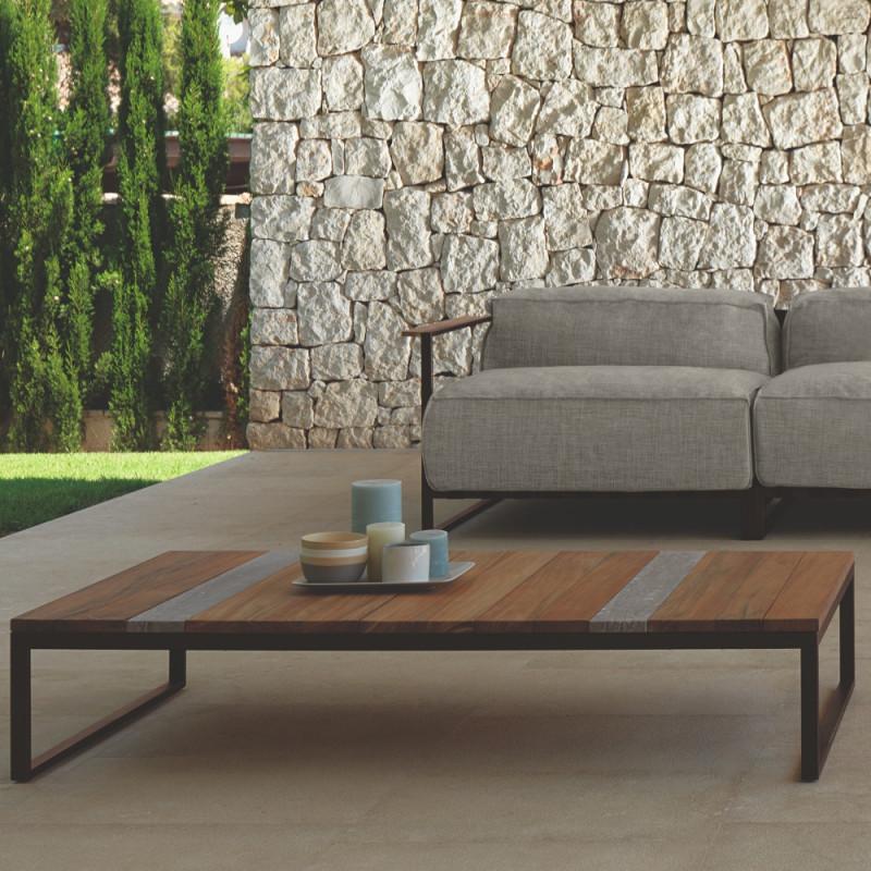 Talenti Casilda Square Coffee Table 140 x 140 CM
