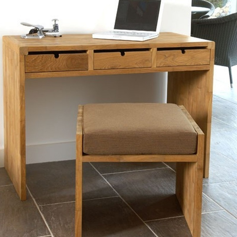 Scriptorium Desk and Stool