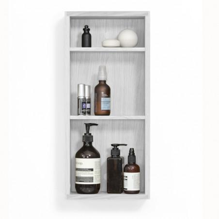 Wireworks Slimline Box Shelf Oyster White