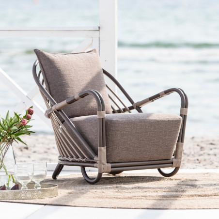 Sika Design Charlottenborg Exterior Lounge Chair