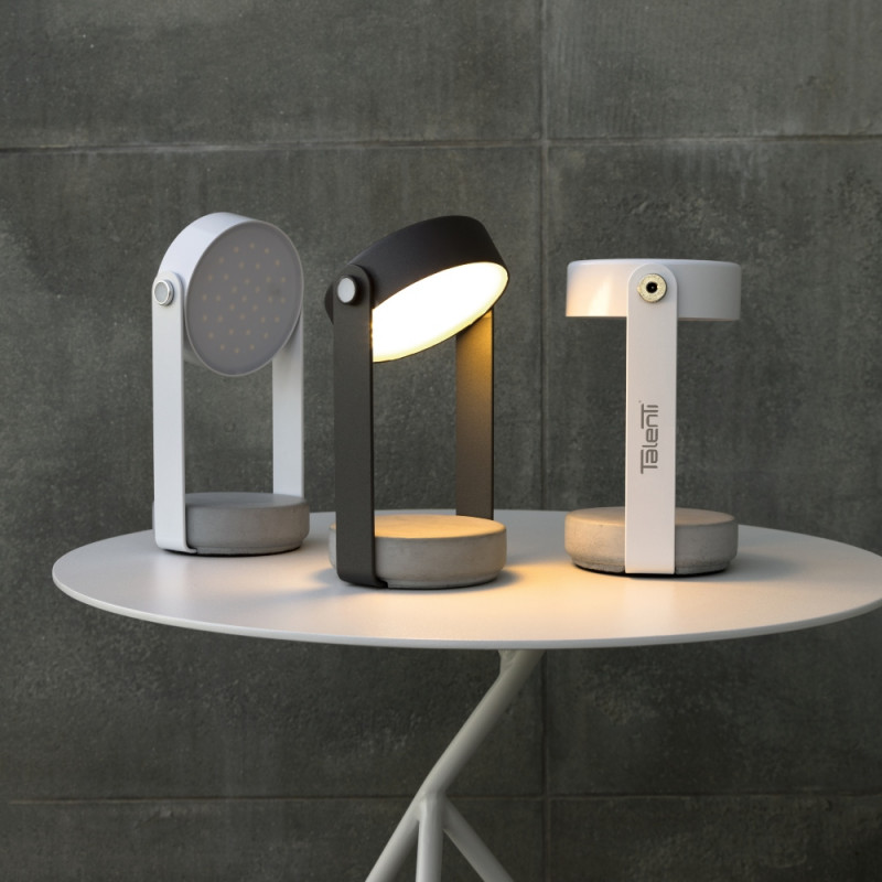 Talenti Tofee Outdoor Table Lamp