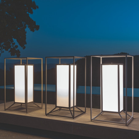 Talenti Cleo Outdoor Lantern 3 Sizes