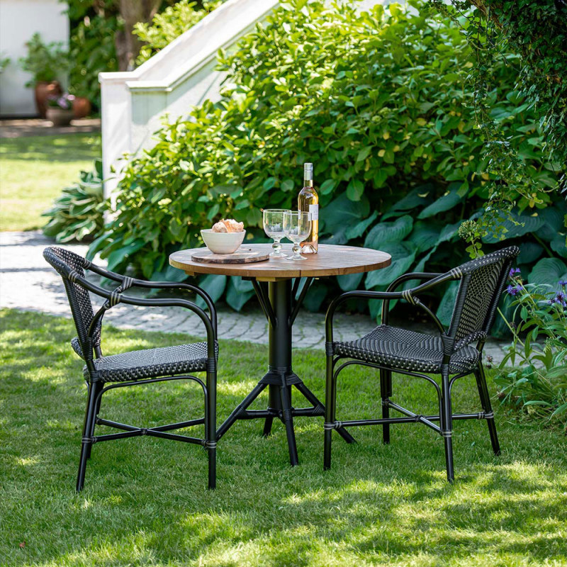 Sika Design Nicole Cafe Table Dia 80 CM