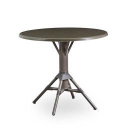 Sika Design Nicole Cafe Table Dia 80 CM | Versalite Taupe