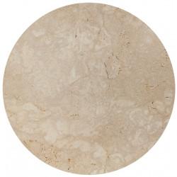 Dome Deco Geneva Console Table Beige Stone