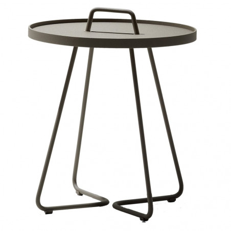 Cane-Line On The Move Side Table Large