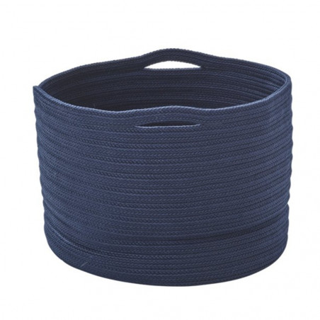 Cane-Line Soft Basket Small in Selected PP Blue