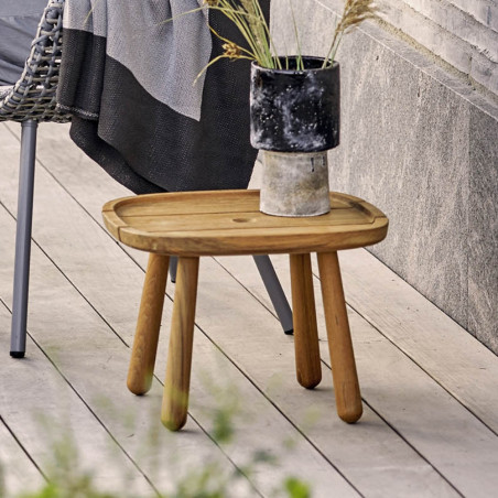 Cane-Line Royal Coffee Table Teak Square