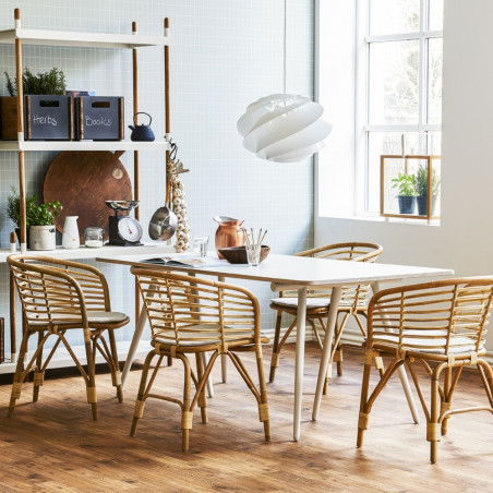 Cane-Line Blend Dining Indoor Rattan