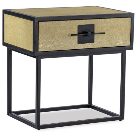Liang & Eimil Noma 9 Bedside Table Shagreen