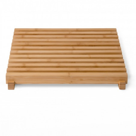 Wireworks Slatted Shower Mat Arena - Bamboo