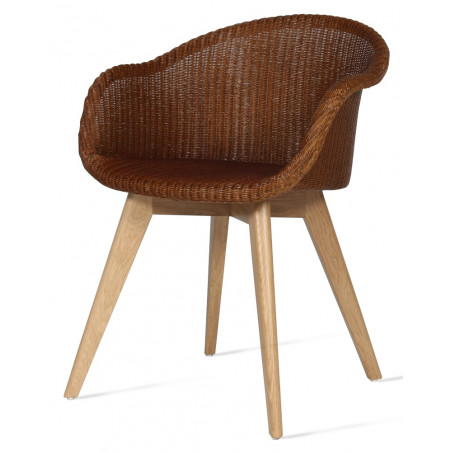 Vincent Sheppard Avril Dining Chair with Oak Base