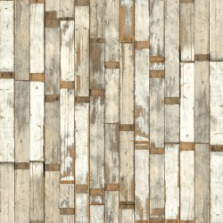Scrapwood Wallpaper Design 2