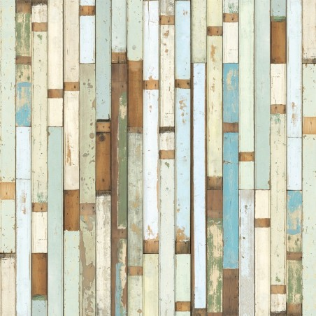Scrapwood Wallpaper Design 3