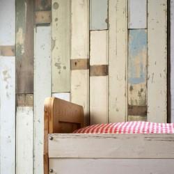 Scrapwood Wallpaper Design 3