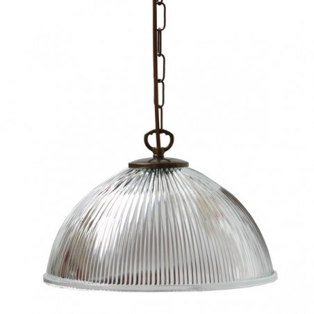 Mullan Lighting Annaroe Industrial Holophane Pendant