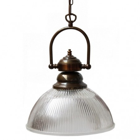 Mullan Lighting Faltagh Traditional Holophane Pendant