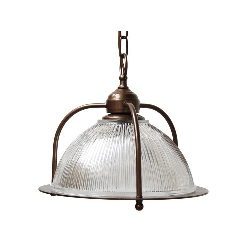 Mullan Lighting Bousta Holophane Pendant