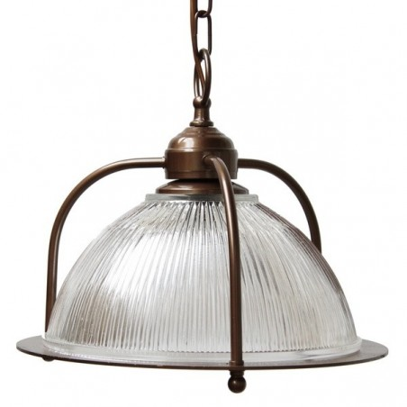 Mullan Lighting Bousta Holophane Pendant