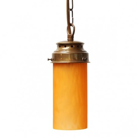 Kippen Antique Brass Pendant