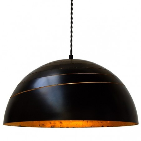 Mullan Lighting Midas Designer Gold Leaf Pendant