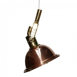 Small Copper Cargo Light