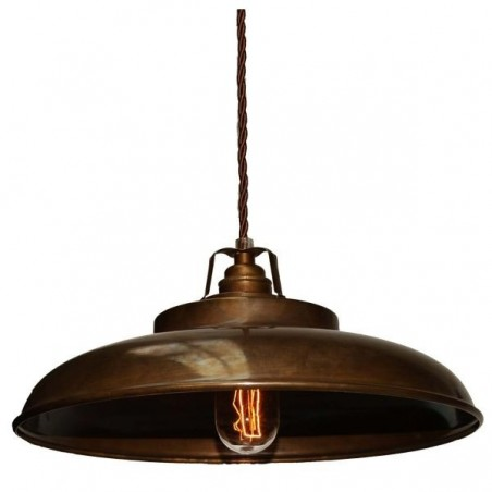 Mullan Lighting Telal Minimalist Factory Pendant