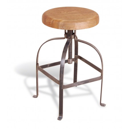 Industrial Dentist Stool