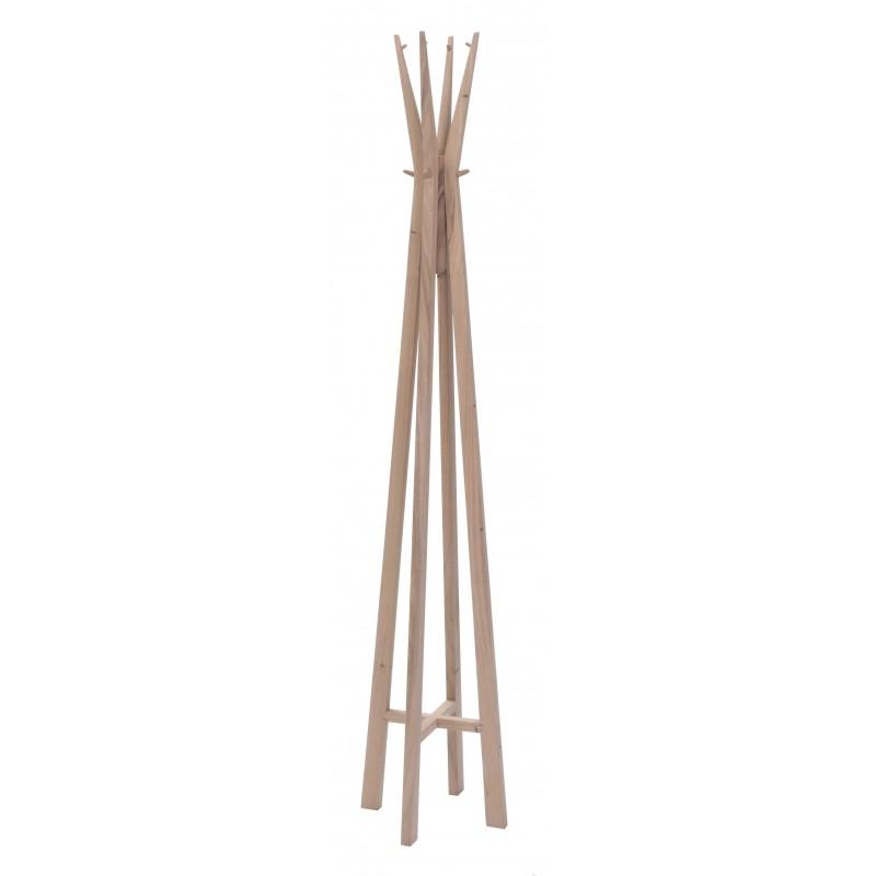 Wigwam Wooden Coat Stand