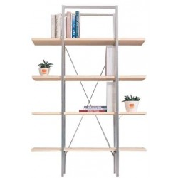 Noughts and Crosses Shelving Unit
