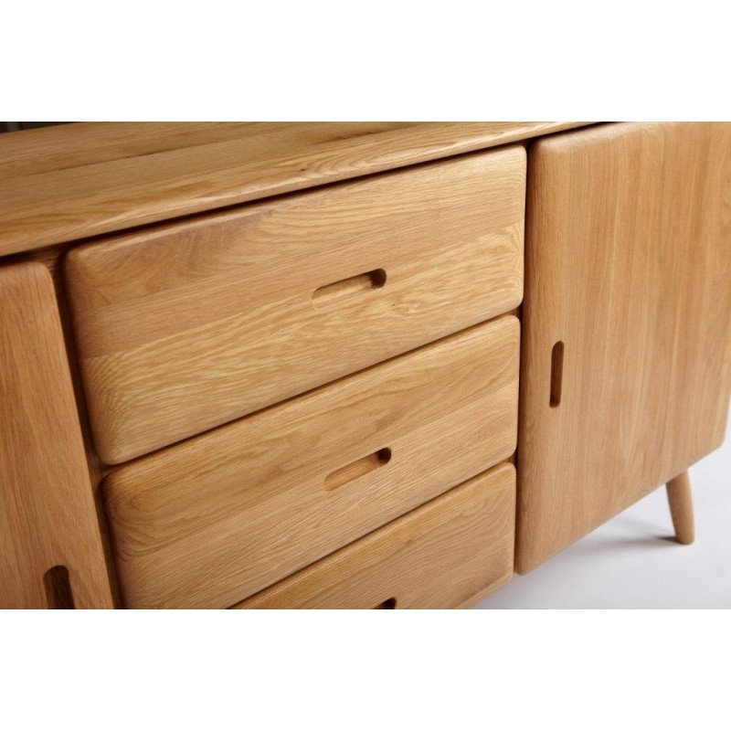 The Fifties Sideboard in Oak