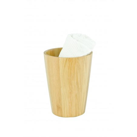 Wireworks Contemporary White Oak Mezza Bin