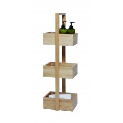 Wireworks Contemporary Oak Mezza Caddy