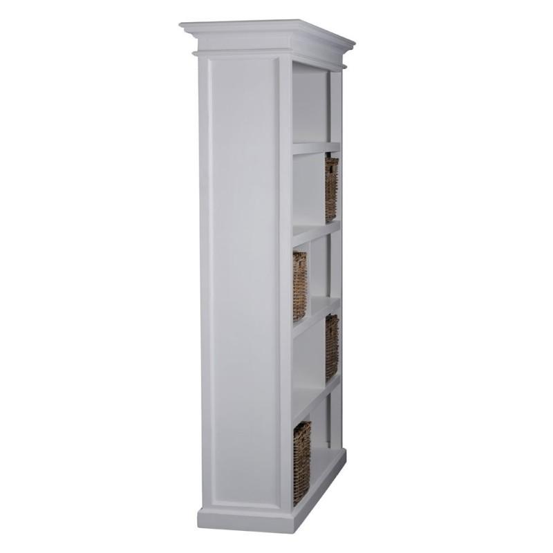 Halifax White Painted Mahogany Room Divider