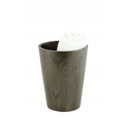 Wireworks Contemporary Dark Oak Mezza Bin