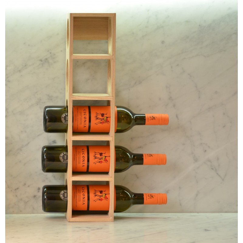 Wireworks Wine-0 Five Bottle Wine Rack