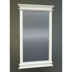 Halifax White Painted Mahogany Mirror 120 cm x 70 cm