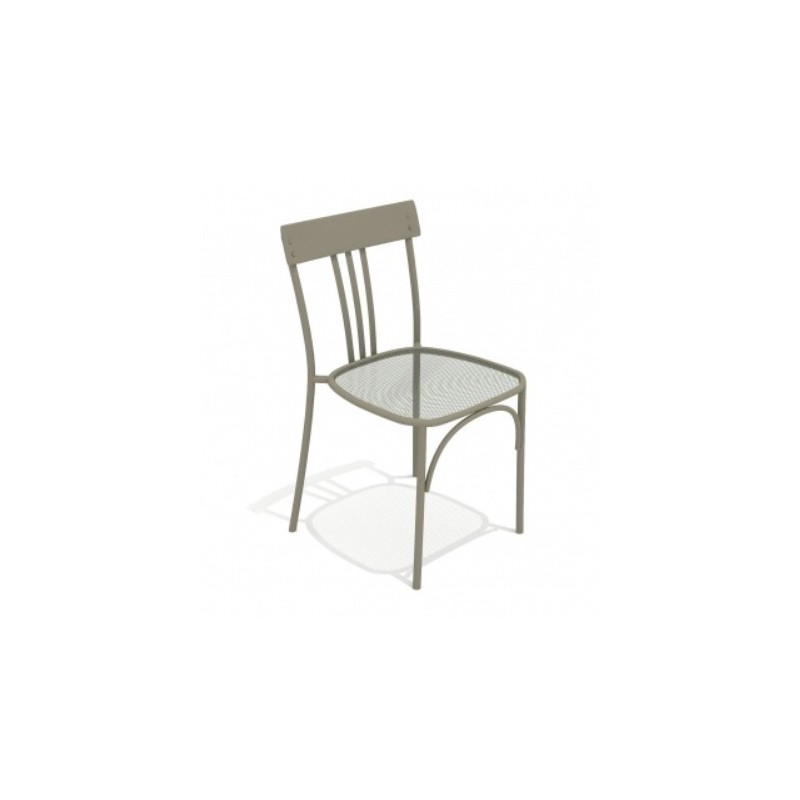 Talenti's Retro Italian Dining Table and 6 Chairs Set in White or Dove Grey - Free Cushions