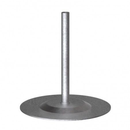 Fuse Galvanised Steel Support Plate