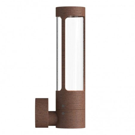 Helix Corteen Outdoor Wall Light