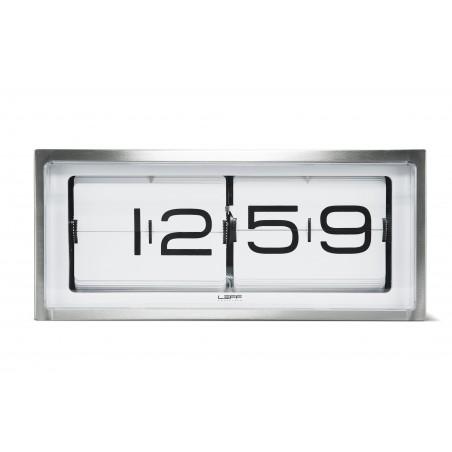 Leff Amsterdam Brick Clock 24h Copper
