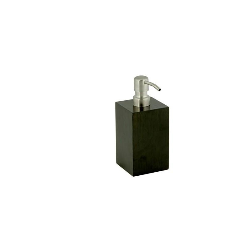 Wireworks Mezza Soap Pump - Dark Oak